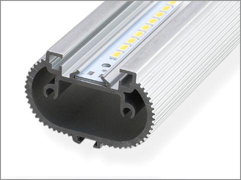 Профиль для светодиодного светильника