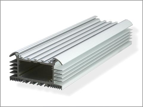 Алюминиевый профиль для светильника